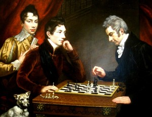Stormestre i skak er veldokumenterede eksempler på en veludviklet intuition. Ofte foretager de træk der ikke kan kalkuleres, men de simpelthen stoler på den intuitive fornemmelse - og vinder.